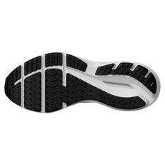 Mizuno Wave Inspire 17 2E Mens Running Shoes, Black, rebel_hi-res