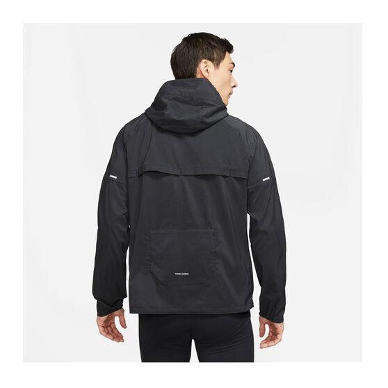 Nike Mens Windrunner Jacket, Black, rebel_hi-res