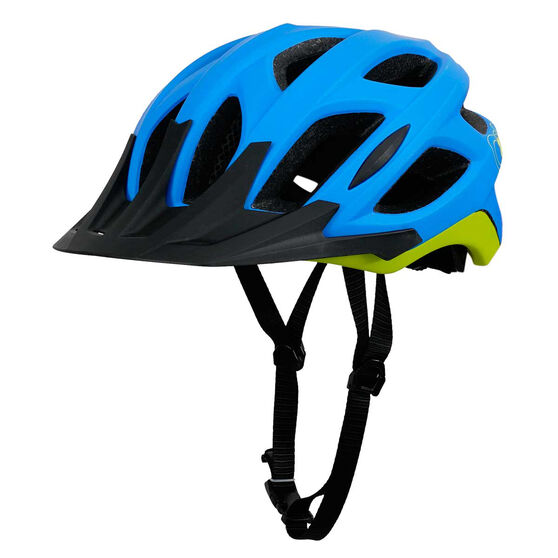 Goldcross Voyager Bike Helmet Blue / Green L, , rebel_hi-res