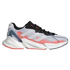 adidas X9000L4 Mens Casual Shoes White/Black US 7, White/Black, rebel_hi-res