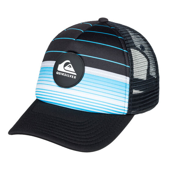 Quiksilver Boys Highline Swell Trucker Cap, , rebel_hi-res