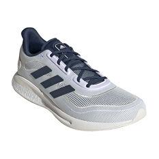 adidas Supernova Mens Running Shoes, White/Navy, rebel_hi-res
