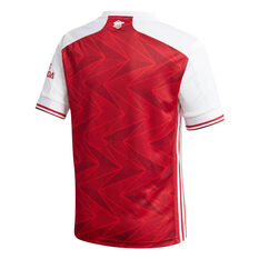 Arsenal FC 2020/21 Kids Home Jersey Red 8, Red, rebel_hi-res