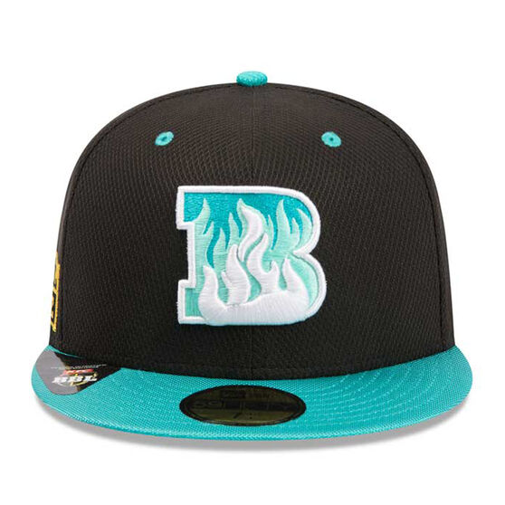 Brisbane Heat New Era 59FIFTY Away Cap, , rebel_hi-res