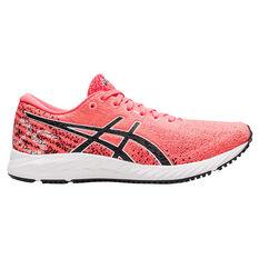 Asics GEL DS Trainer 26 Womens Running Shoes Pink/Black US 6.5, Pink/Black, rebel_hi-res