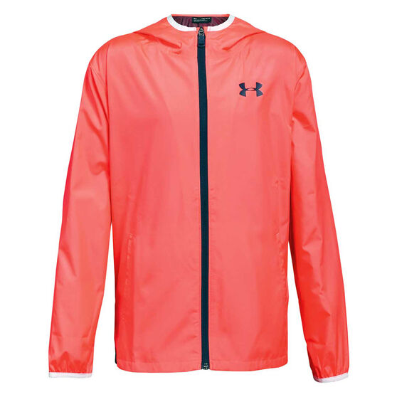 Under Armour Girls Sackpack Jacket, , rebel_hi-res
