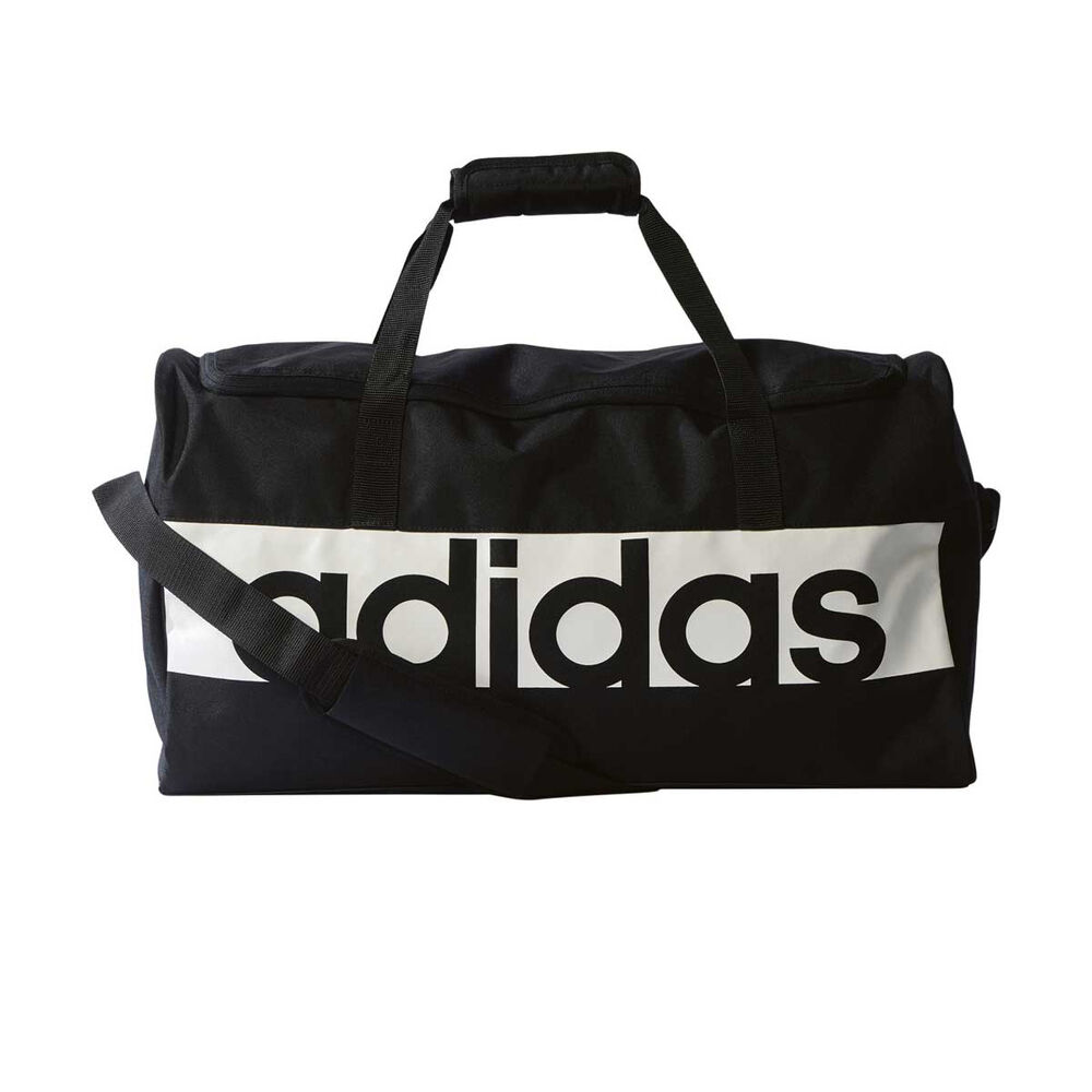 adidas Linear Medium Team Bag Black  c9a59f9f8e9d8