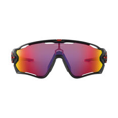 OAKLEY Jawbreaker Sunglasses - Matte Black with PRIZM Road, , rebel_hi-res
