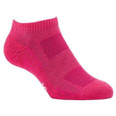 Asics Pace Ped Socks Magenta, , rebel_hi-res