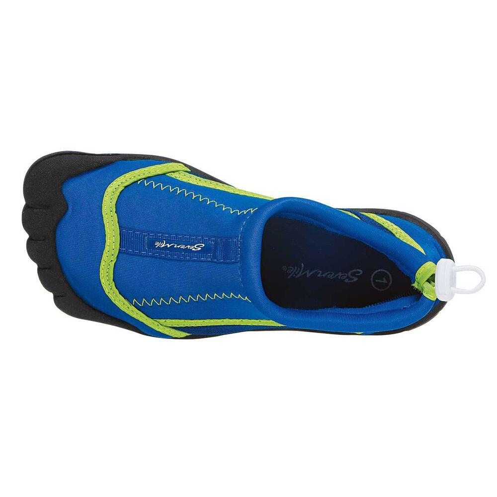 bc89d903e8b Seven Mile Junior Aqua Reef Shoes Blue US 10 | Rebel Sport