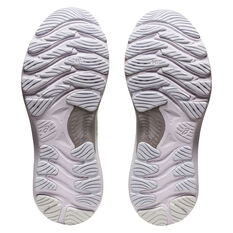 Asics GEL Nimbus 23 Womens Running Shoes, Yellow/Silver, rebel_hi-res