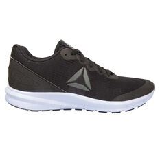Reebok Runner 3.0 Womens Running Shoes, Black / Grey, rebel_hi-res