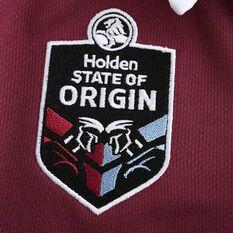 QLD Maroons State of Origin 2020 Womens Home Jersey, Maroon, rebel_hi-res