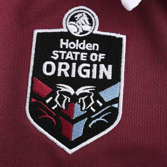 QLD Maroons State of Origin 2020 Womens Home Jersey, Maroon, rebel_hi-res