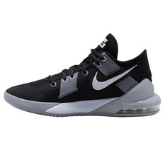 Nike Air Max Impact 2 Mens Basketball Shoes Black/White US 7, Black/White, rebel_hi-res