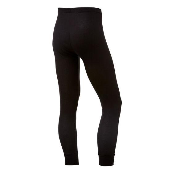 Tahwalhi Mens Peak Thermal Pants, Black, rebel_hi-res