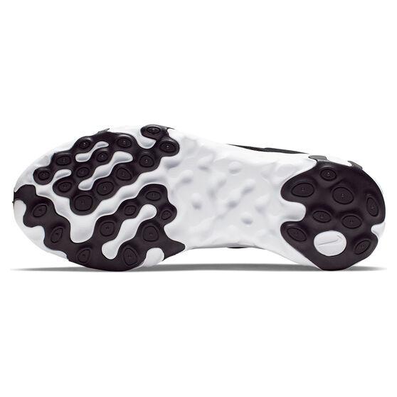 Nike Renew Lucent Kids Running Shoes, Black / White, rebel_hi-res