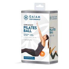 Gaiam Core and Pilates Ball, , rebel_hi-res