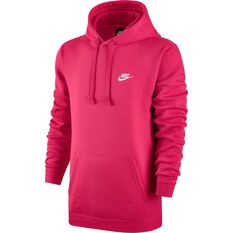 c2a483ca1575 Nike Mens Sportswear Club Hoodie Pink XS