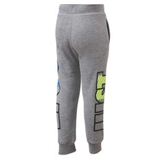 Nike Boys Just Do It Fly Jogger Pants Grey 4, Grey, rebel_hi-res