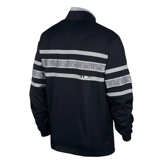 Nike Mens Giannis Track Jacket, Black, rebel_hi-res