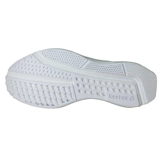 Reebok Fusion Flexweave Womens Running Shoes, White, rebel_hi-res