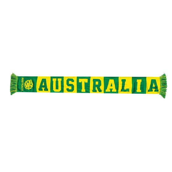 Socceroos 2018 Banner Scarf, , rebel_hi-res