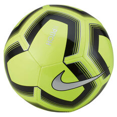 Nike Pitch Training SP19 Soccer Ball Yellow / Black 3, Yellow / Black, rebel_hi-res