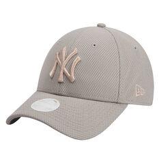 New York Yankees 2019 Womens New Era 9FORTY Neutral Tones Cap, , rebel_hi-res