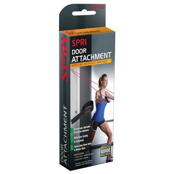 SPRI Door Attachment Black, , rebel_hi-res
