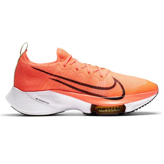 Nike Air Zoom Tempo Next% Mens Running Shoes, Orange/Black, rebel_hi-res