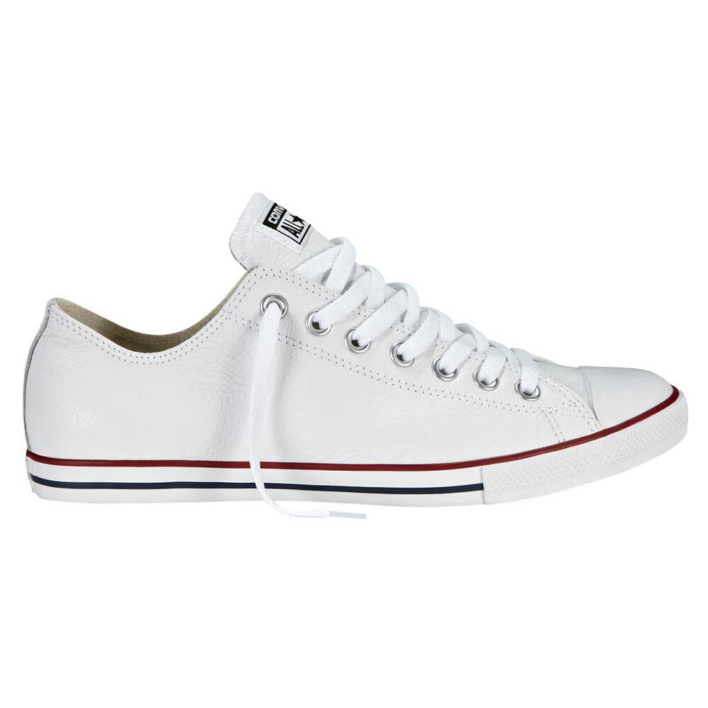 Converse Chuck Taylor Lean Leather Low Casual Shoes White US 9 ... 0c2baedca4b