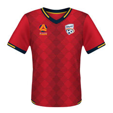 Adelaide United Mens Supporter Jersey Blue M, , rebel_hi-res
