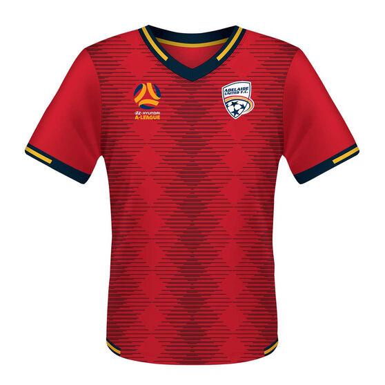 Adelaide United Mens Supporter Jersey, , rebel_hi-res