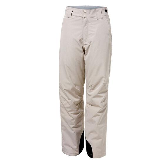 Tahwalhi Mens Kick Ski Pants, Beige, rebel_hi-res
