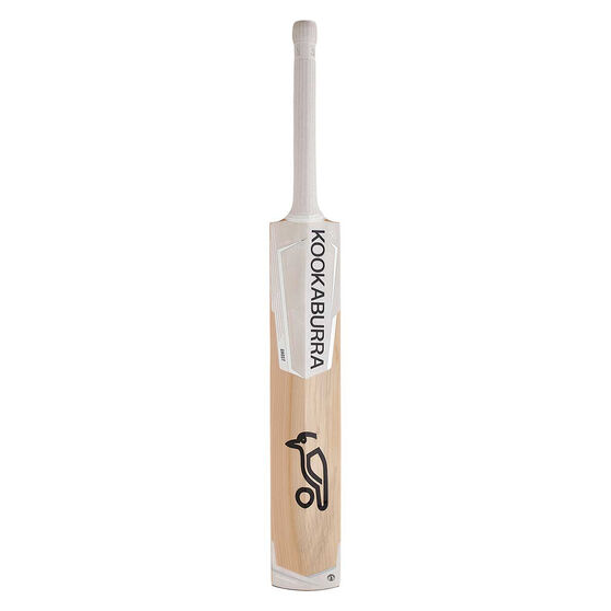 Kookaburra Ghost Pro 1000 Junior Cricket Bat Silver Youth, Silver, rebel_hi-res