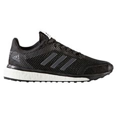 adidas Response Womens Running Shoes Black / Grey US 6, Black / Grey, rebel_hi-res