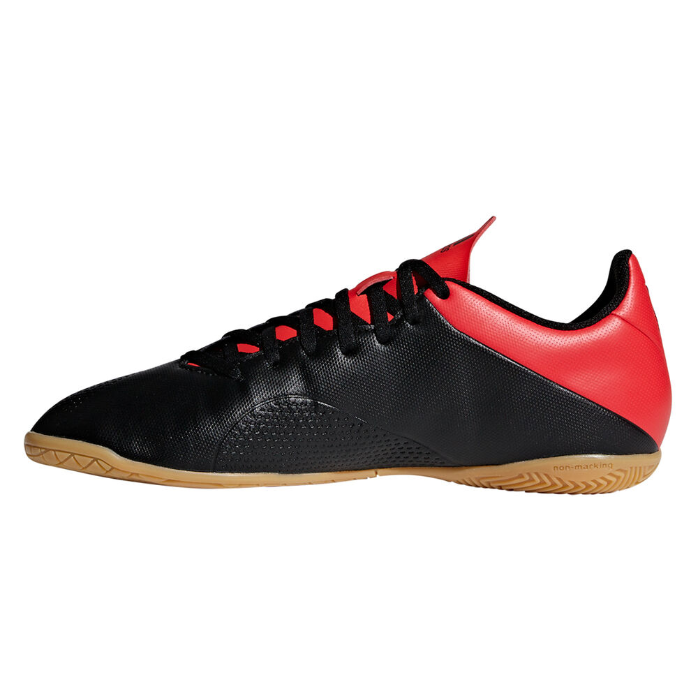 check out d77f0 b8020 adidas X Tango 18.4 Mens Indoor Soccer Shoes, Black   White, rebel hi-res