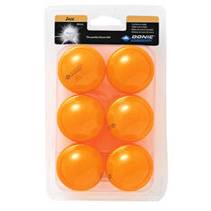 Schildkrot Jade 40mm Table Tennis Balls Orange, , rebel_hi-res