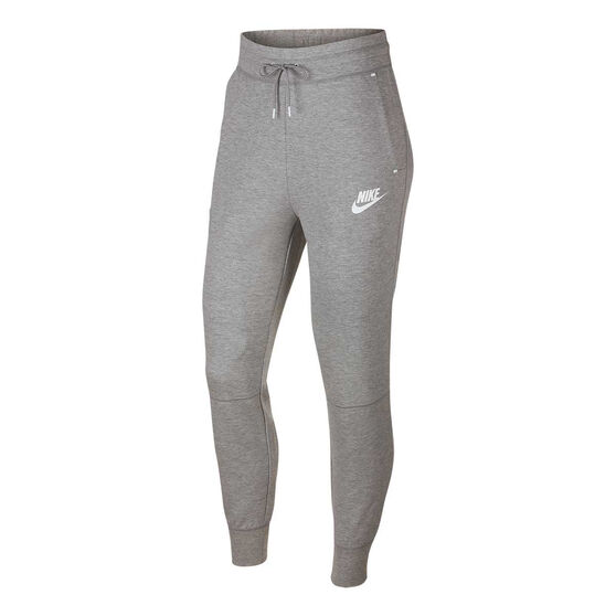 Nike Womens Sportswear Tech Fleece Pants Grey XL, Grey, rebel_hi-res