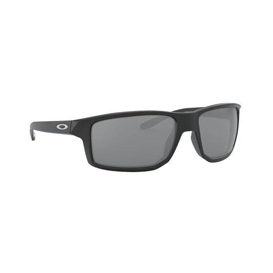 OAKLEY Gibston Sunglasses - Matte Black with PRIZM Black, , rebel_hi-res