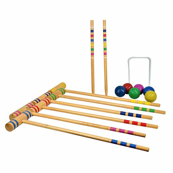 Verao Croquet Set, , rebel_hi-res