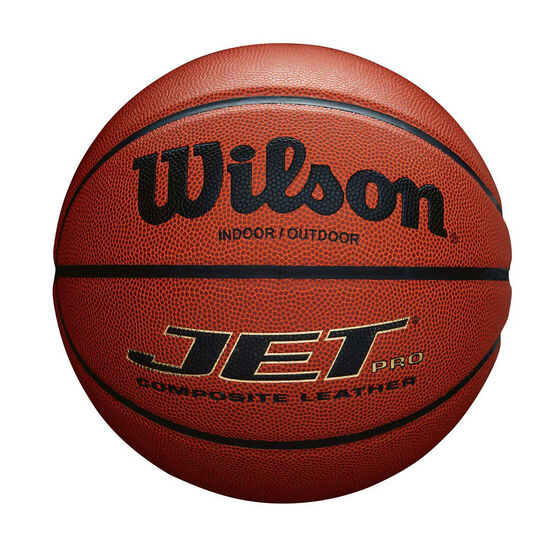 Wilson Jet Pro Basketball, Orange, rebel_hi-res