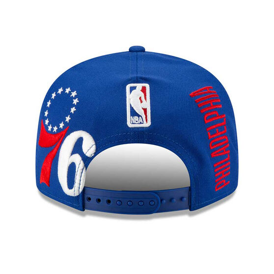 Philadelphia 76ers 2019/20 New Era Tip Off 9FIFTY Cap, , rebel_hi-res