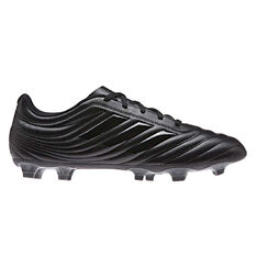 adidas Copa 19.4 Mens Football Boots Black US Mens 9.5 / Womens 10.5, Black, rebel_hi-res
