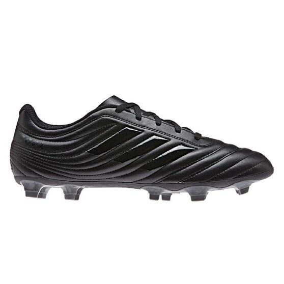 adidas Copa 19.4 Mens Football Boots Black US Mens 10 / Womens 11, Black, rebel_hi-res