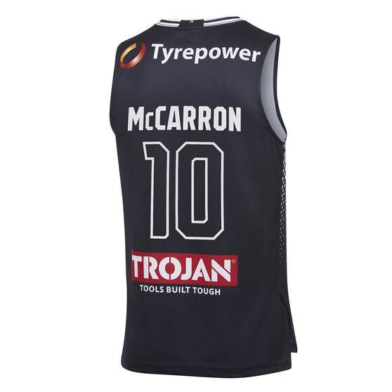 Melbourne United Mitch McCarron 2019/20 Mens Home Jersey, Navy, rebel_hi-res