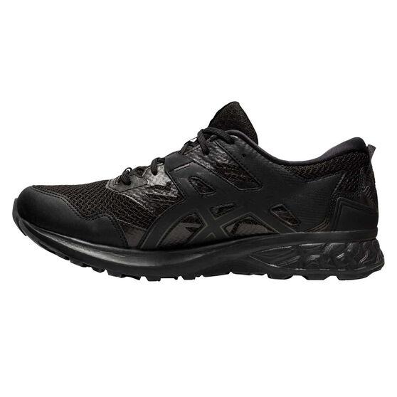 Asics GEL Sonoma 5 G-TX Mens Trail Runnning Shoes, Black, rebel_hi-res