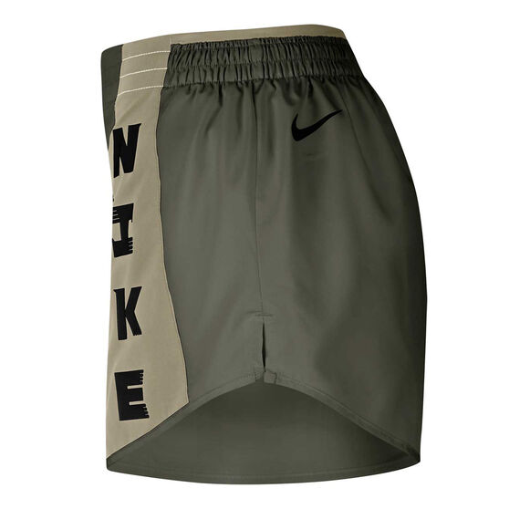 Nike Womens Icon Clash Tempo Lux Running Shorts, Marsh, rebel_hi-res