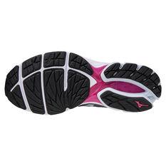 Mizuno Wave Kizuna Womens Running Shoes Grey/Silver US 8.5, Grey/Silver, rebel_hi-res